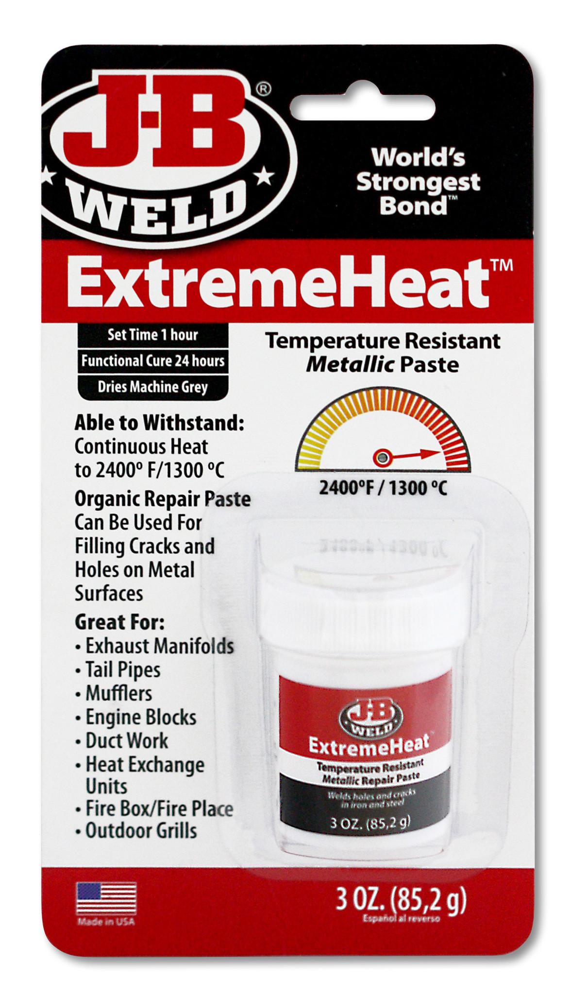 J B Extremeheat 307 Lubricants